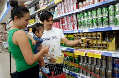 Việt Nam đặt mục tiêu năm 2035 cả nước sản xuất khoảng 5,5 tỷ lít bia; 350 triệu lít rượu